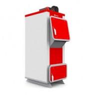 Серія Q PLUS 15-75 Котли універсальні з вентилятором та автоматикою (вугілля, дерево, брикети)